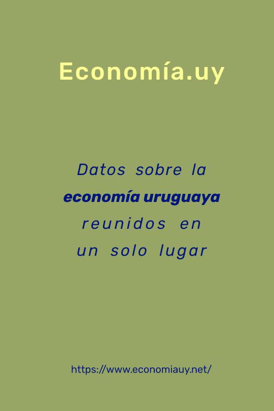Economía.uy - Datos sobre la economía uruguaya reunidos en un sólo lugar